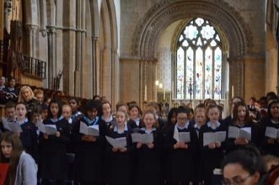 Carol Services in Llandaff Cathedral