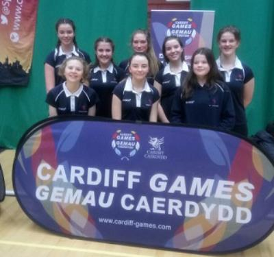Cardiff Games Rowing
