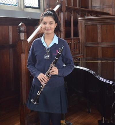 Alexia Joins National Youth Orchestra of Wales and the National Youth Wind Orchestra of Wales