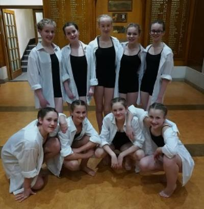 Urdd National Dance Competition