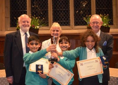 English-Speaking Union Primary School Public Speaking Competition