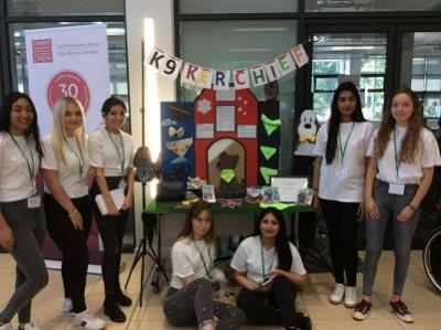 Success for Year 12 Young Enterprise Team