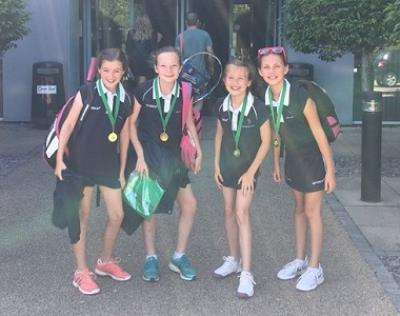 South Wales Tennis Championships June 2018