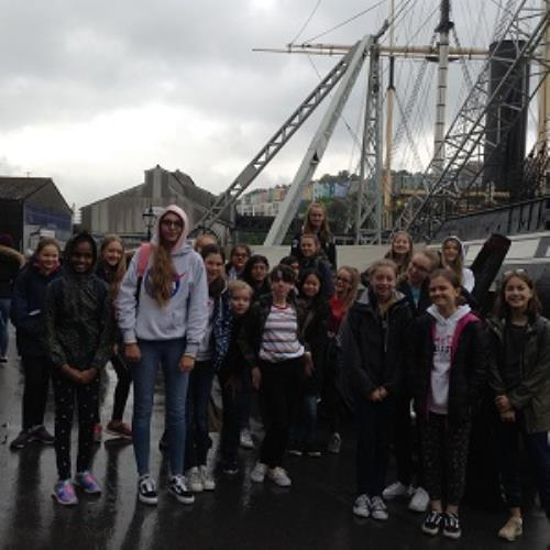 Year 8 SS Great Britain