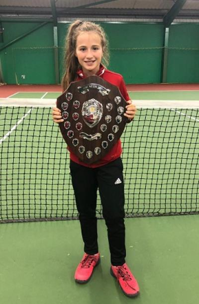 Home Nations Tennis Win for Elizabeth
