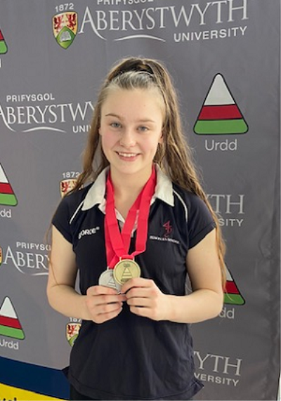 National Urdd Swimming Finals January 2020