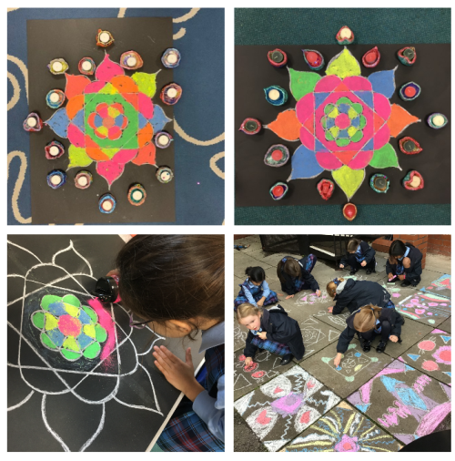Diwali Celebrations in Year 2