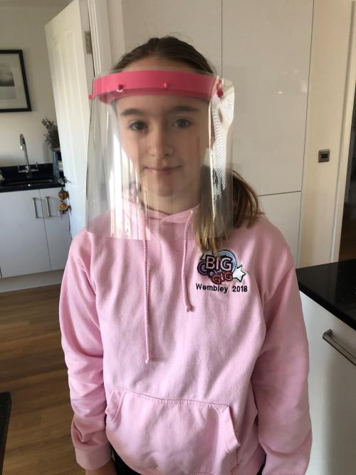 Seren Makes 3D Printed Visors for the NHS.