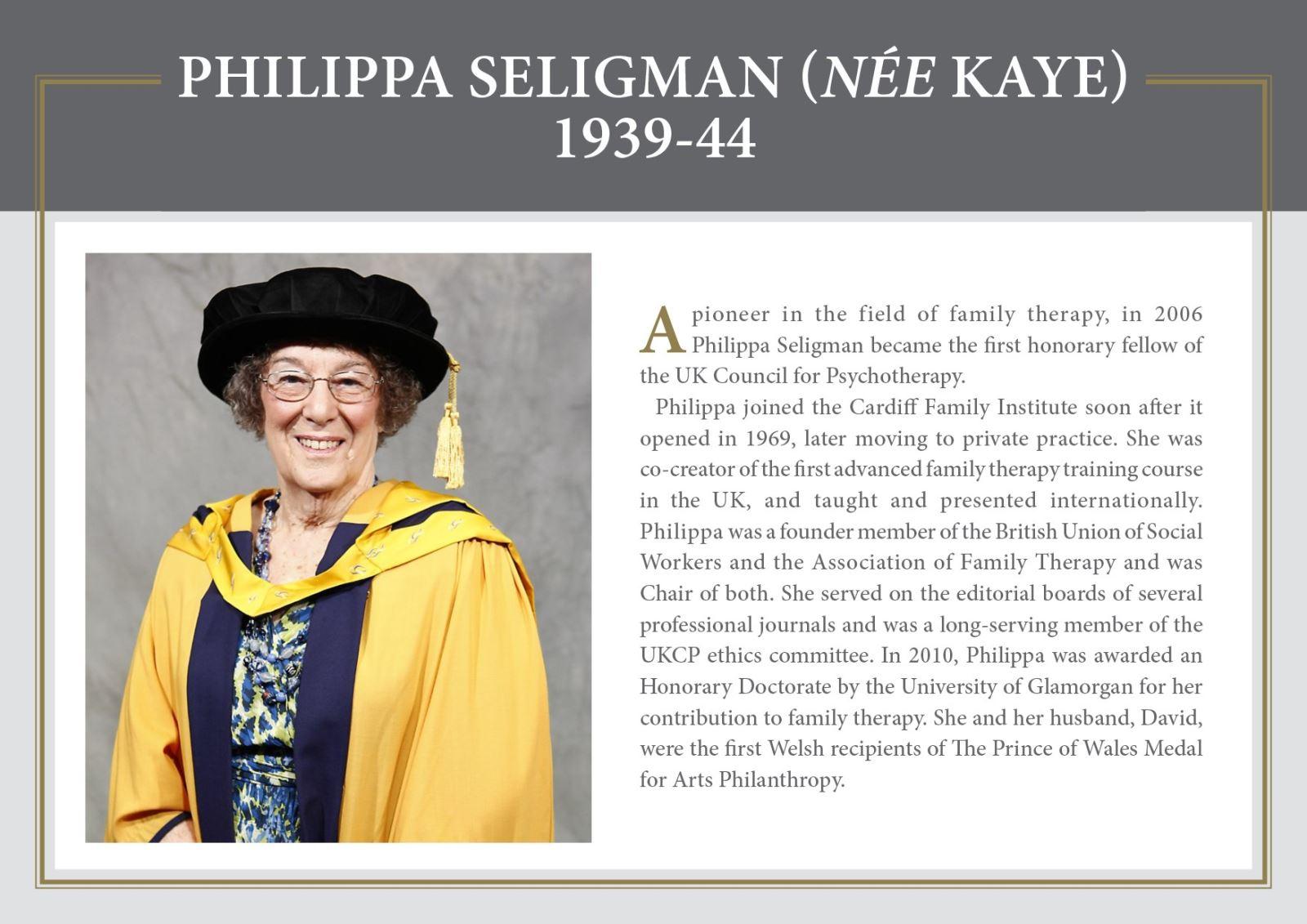 Phillipa Seligman