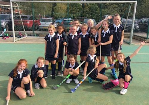 Under 11 Hockey October 2018