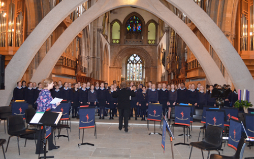 Carols in Llandaff Cathedral 2018