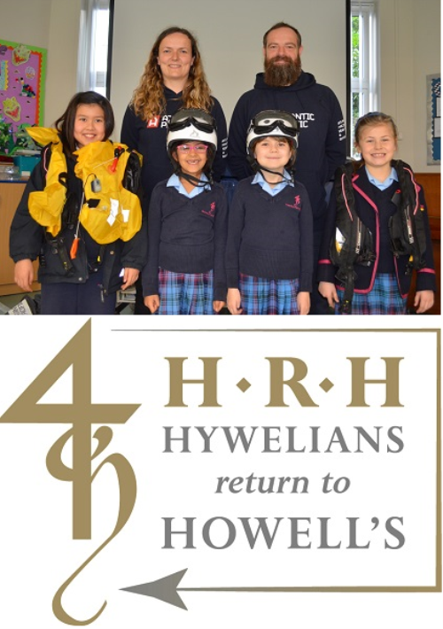 Hywelians Return to Howell's – Lily Eckersley-Jones