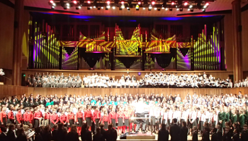 Barnardo's National Choral Competition 2019