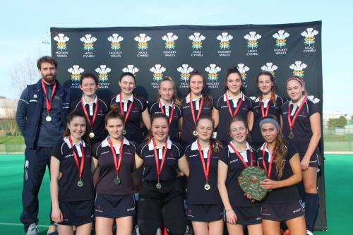 National U16 Hockey Winners